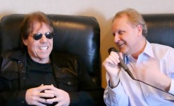Mike Arnold with George Thorogood