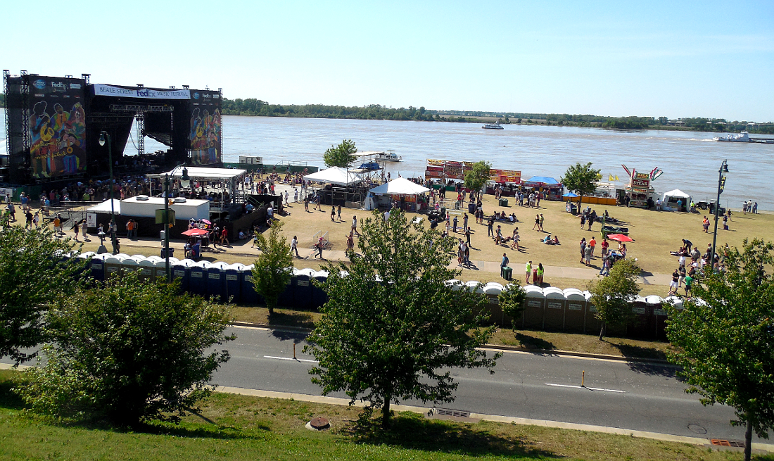 Memphis In May Beale Street Music Festival 2014 – Saturday (Podcast ...