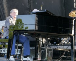 2014 Memphis In May Beale Street Music Festival - Jerry Lee Lewis