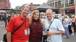 2014 CMA Music Festival - Holly Tucker