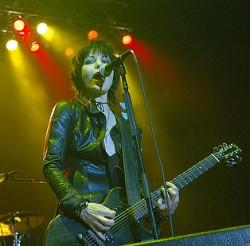 Joan Jett In Concert - Nashville, TN 9/12/2014