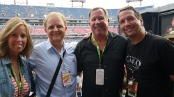 Concert Blast California Friends - 2014 CMA Music Festival
