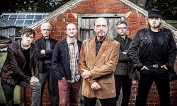 Ian Anderson and tour band 2014