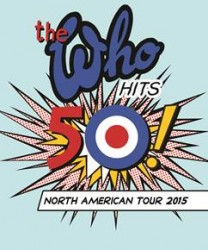 The Who Hits 50 - 50th Anniversary Tour