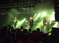 Devour The Day In Concert - Nashville, TN 7-13-2015