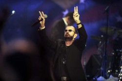 Ringo Starr Concert Review-Nashville, TN-Ryman Auditorium ...